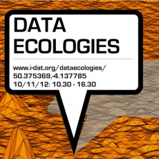 data ecologies
