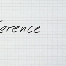 on difference
