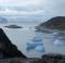 Icebergs du Fjord d'Illulisat, glacier de Jakobshavn (Groenland). Crédits © Édouard Bard.