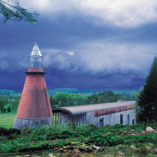 Le Centre international d'art et du paysage