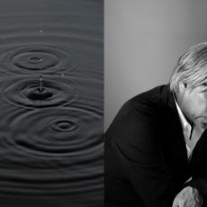 Ryuichi Sakamoto + Shiro Takatani, Water state 1, 2013.