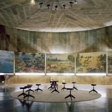 Anthropocene Observatory: Armin Linke, Museum of Evolution of Life, Chandigarh, India, 2014. © Armin Linke.