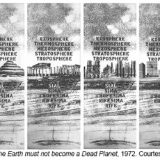rudolfsikora,theearthmustnotbecomeadeadplanet,1972_m-1