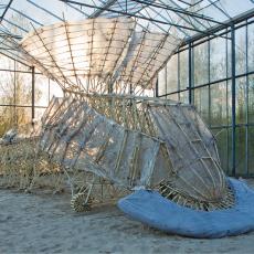 Theo Jansen's Strandbeest