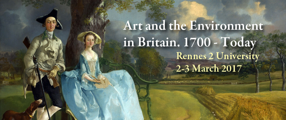 art and the environment in britain