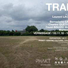 Laurent Lacotte, exposition TRAIL