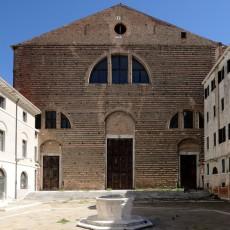 Church of San Lorenzo, Venice (Chies